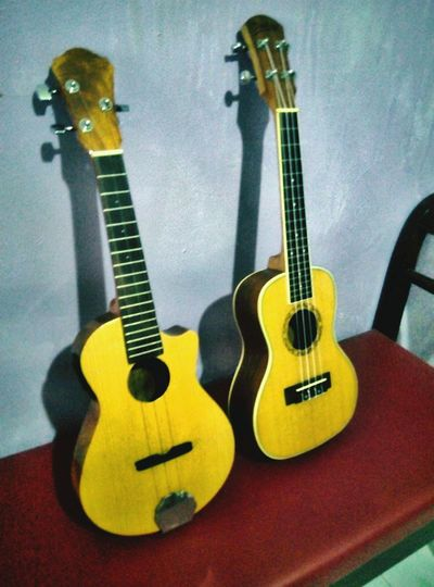 . the uke brothers . Musician Musical Instruments Musica Heartstrings Keroncong Passionate