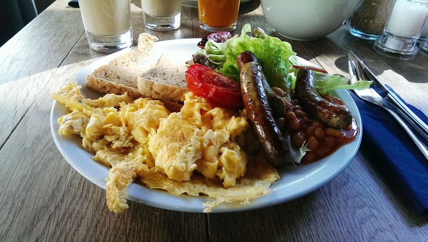Food Food Photography Delicious Food Breakfast Huge Breakfast Food♡ Food <3 Breakfast Time