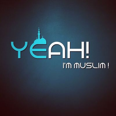 انا مسلم و افتخر
