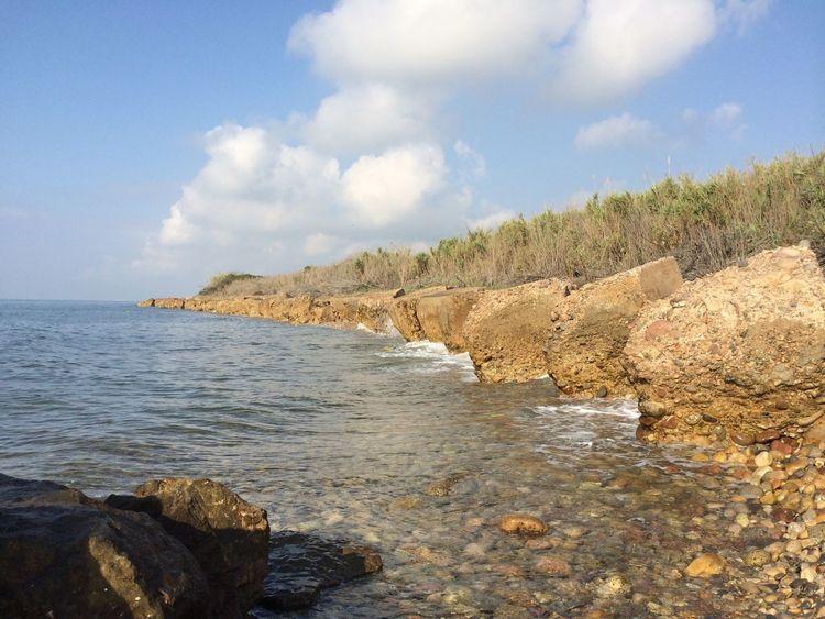 Seaside Sea Rock
