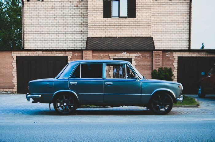 Car Street Road Automotive Photography Vaz