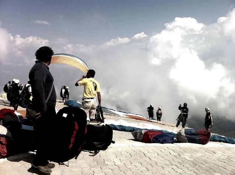 Boarding at Ölüdeniz Boarding Paragliding Babadağı Well Turned Out