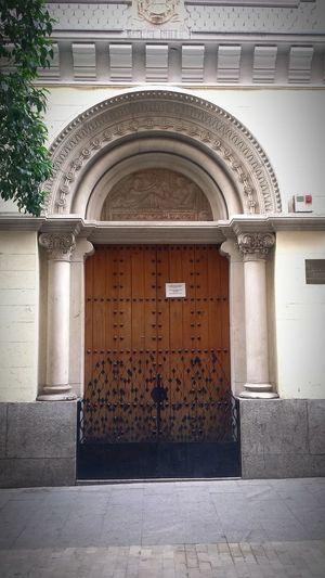 Iglesia Puertas