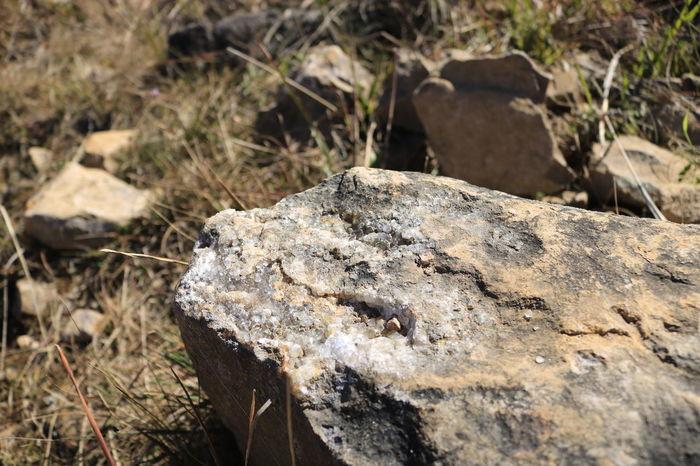 Nature Quartz Rock Trip Close-up Day Nature No People Outdoors Rochas Stone