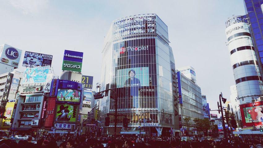 Shibuya Shibuyacrossing Tokyo Drift 2016 Travels Tokyo,Japan Building Battle Of The Cities