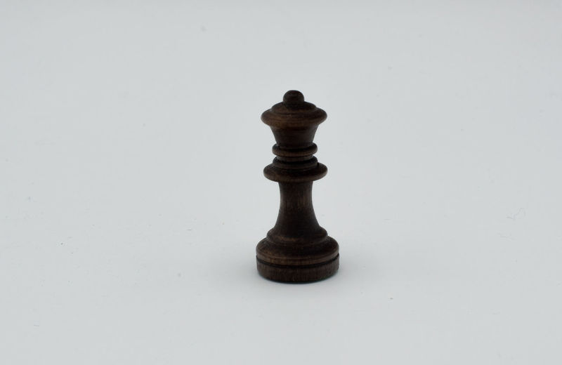 Chess Chess Board Chess Piece Close-up Copy Space Day Indoors  Knight - Chess Piece Leisure Games No People Queen - Chess Piece Still Life Strategy White Background