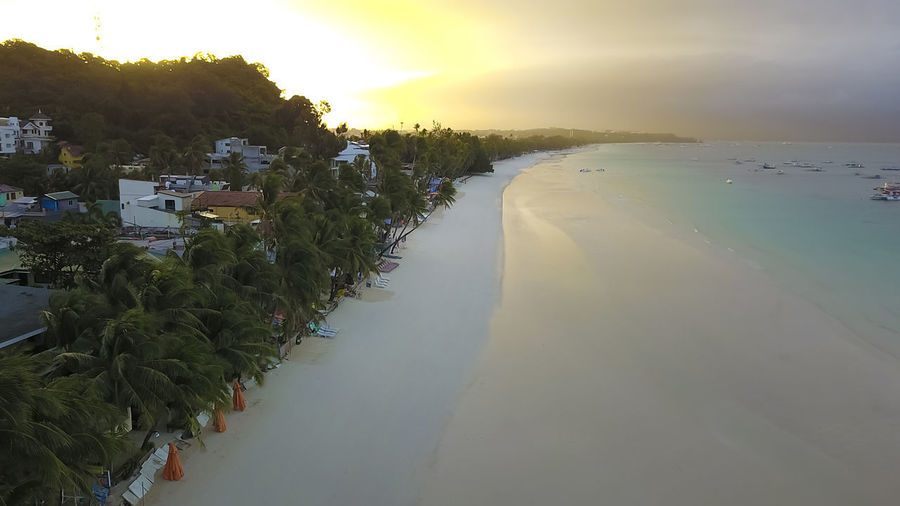 Aerial Shot Cebu Drone  Formation Holiday Philippines Virgin Mary Aerial View Boracay Destination Grotto Sunrise Turquoise Water Volcano Willy's Rock
