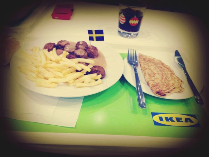 IKEA Food Good Food Lunch Time!