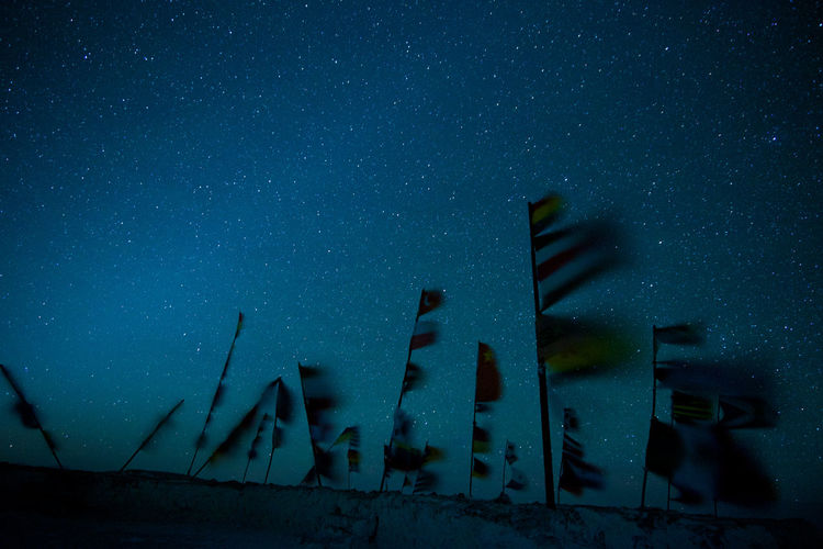 Flags of the world in the wind. Flags In The Wind  Galaxy Milky Way Nightphotography Salar De Uyuni Salt Field Slowshutter Star Gazing Stars