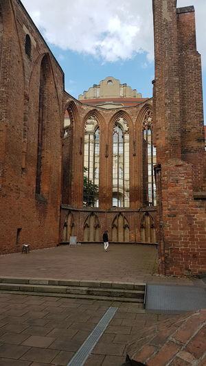 Architecture Berlin Berlin Mitte Franziskaner-Klosterkirche Kloster Strasse Ruiene Architecture
