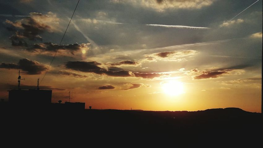 Sunset Silhouette Outdoors Nature No People Beauty In Nature Architecture Building Exterior City Poland 💗 Week Of Poland EeyemBestEdits Week Of Eyeem Atmospheric Atmospheric Nature Atmospheric Perspective Sky And City Skyblue Summer Memories 🌄 Home Is Where The Art Is