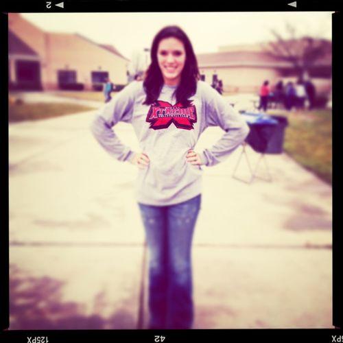 My volleyball shirt!