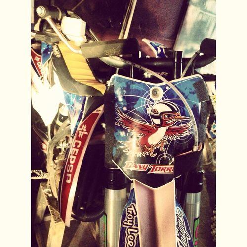 """Dany """"El Pajarito"""" Torres Motocycle"""