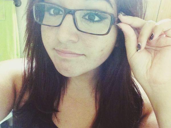 just becuase i love my glasses /.\ lol