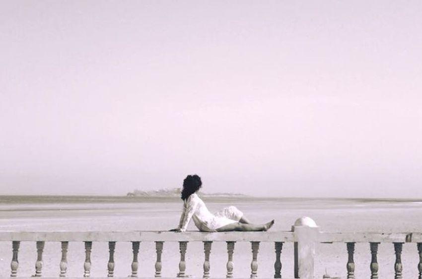Hello World Africa Dakhla Relaxing Atlantic Ocean African Beauty Laguna Ocean Playa25 Girl Relaxing Tropic