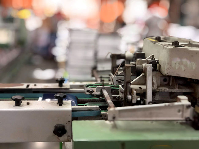Business Close-up Connection Conveyor Belt Day Equipment Factory Focus On Foreground In A Row Industry Machine Part Machinery Manufacturing Equipment Metal Metal Industry No People Outdoors Production Line Selective Focus Technology