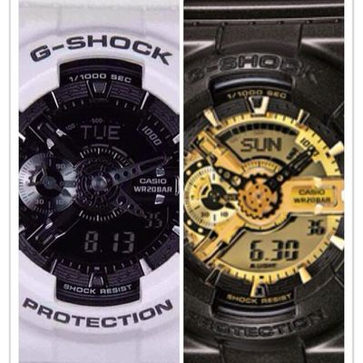 So which one should I get? Help me guys... Gshock_Lover 😊