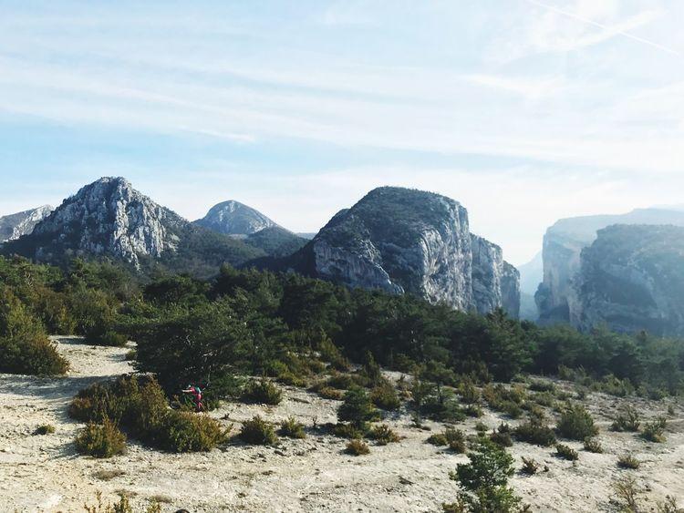 Point Sublime Alpes De Haute Provence Verdon