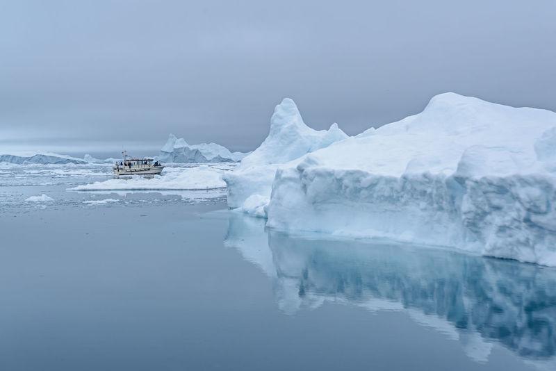 Boat Colors EyeEm Nature Lover Frozen Glaciers Greenland,ilulissat Ice Landscape Landscape_photography Landscapes North Ocean Winter
