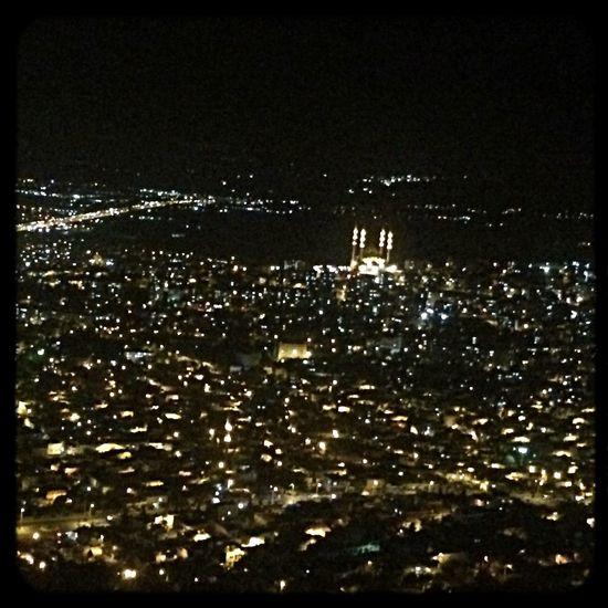Night view...