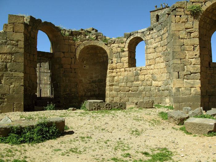 Old Bosra