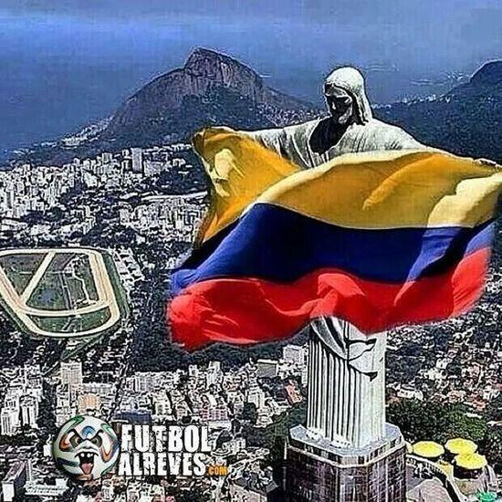 Que mañana todos se vistan de Tricolor . Mañana juega MiSelección y se que mañana ganaremos ante Uruguay .. FuerzaTricolor VamosColombia brasilsisisi mundialbrasil2014 UnidosPorUnPaís hinchadecorazón hinchainseparable worldcup copamundial copamundo fútbol