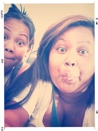 Silly Times With Thee Seester ; )