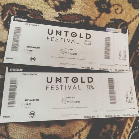 Untold Festival This Summer At Cluj-Napoca ????