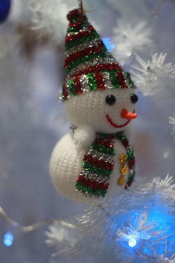 an ornament on