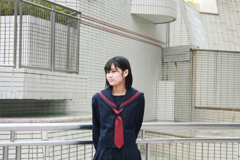 Girl Japan Model Sailor セーラー服