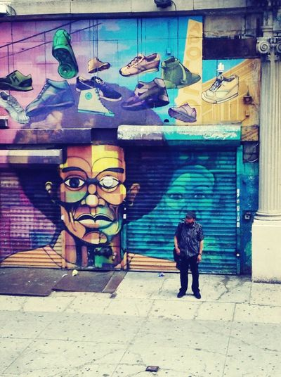 Street Art Foto