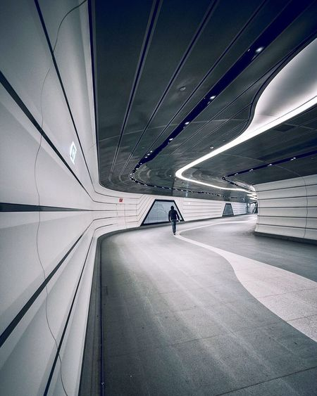 Futuristic Architecture Built Structure Transportation Modern No People Futuristic Illuminated Technology City Day An Eye For Travel The Graphic City The Graphic City Mobility In Mega Cities Stories From The City The Traveler - 2018 EyeEm Awards The Creative - 2018 EyeEm Awards The Architect - 2018 EyeEm Awards