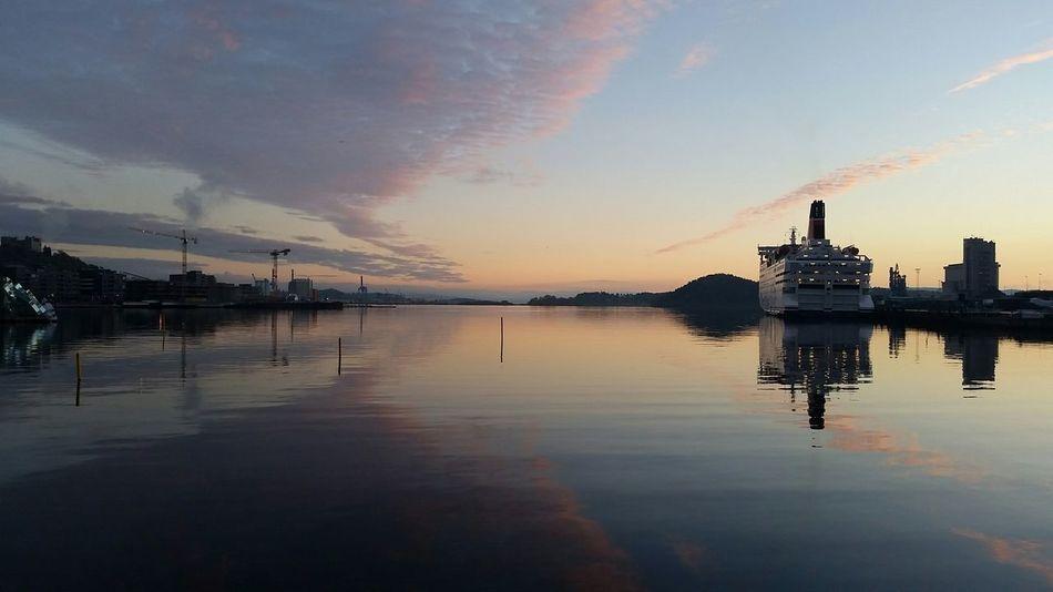 The Oslofjord Norge Norway Norway 2015 Fjord