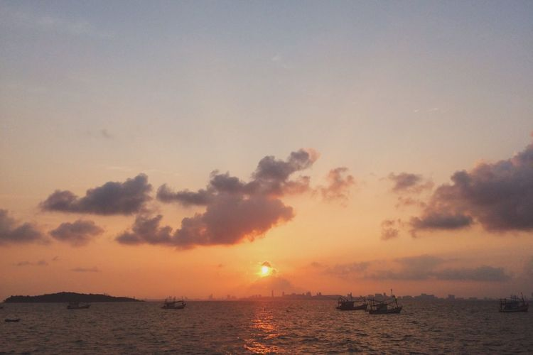 Nature Sunrise