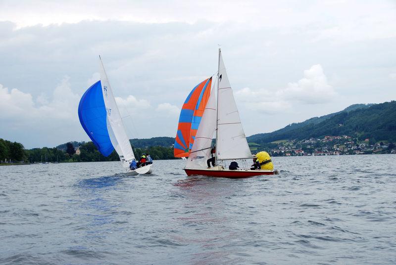 Boat Sailing Sailing Boat On Lake Sailing Boats Sailing Ship Sailing Ships Sea Segelboote Segeln Spinnaker Transportation Water