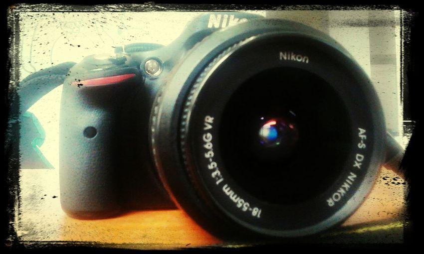 ILovePhothography Photocamera Nikon Espero la siguiente semana con entuciasmo.