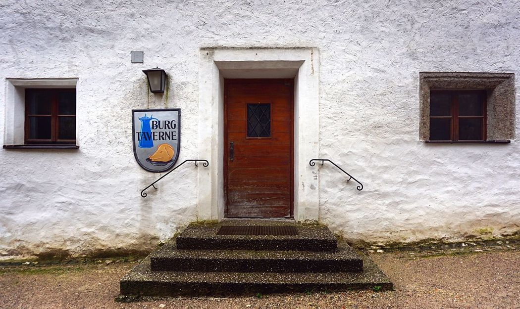 Architecture Door Salzburg Austria Fortress Tavern  Middle Ages History Historical Building