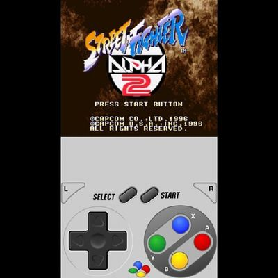 My Idle Hands StreetFighterAlpha2 CAPCOM