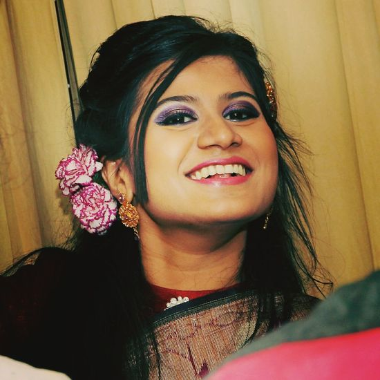 Makeup ♥ Smiling ^_^ Candidshot