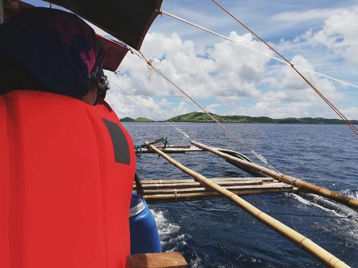 Katig EyeEm Selects Nautical Vessel Water Sea Sky Cloud - Sky