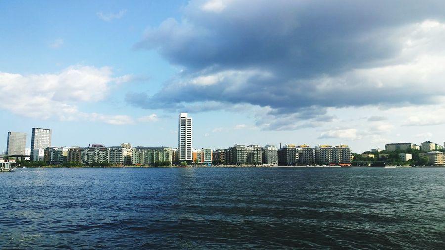 Stockholm Sweden Water
