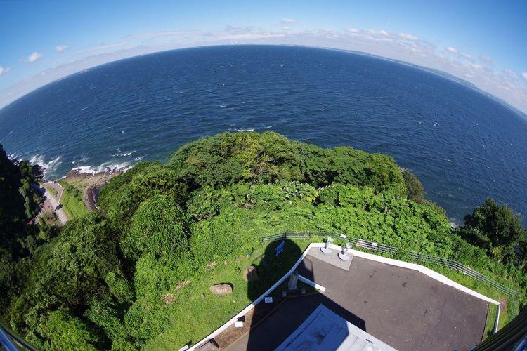観音崎 横須賀 灯台 Light House Pentax K-3