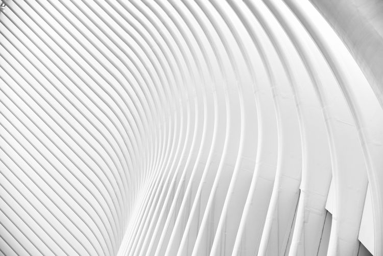 EyeEm Best Shots EyeEm Gallery EyeEmNewHere The Great Outdoors - 2017 EyeEm Awards Abstract Architecture Backgrounds Built Structure Clean Close-up Curve Full Frame In A Row Indoors  Industry Metal No People Paper Pattern Repetition Rolled Up Striped Textile Textured  White Color