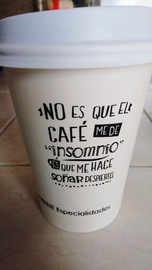 """Blum Coffee ☕""""Es que me hace soñar despierto""""."""