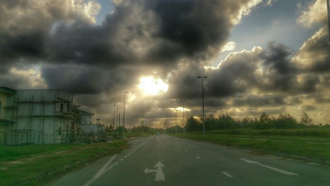 Seria Housing Scheme Latepost Sistershouse - OpenEdit Cloud View HDR Photography