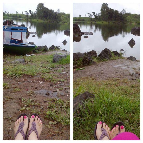 Situ Patenggang Love Island