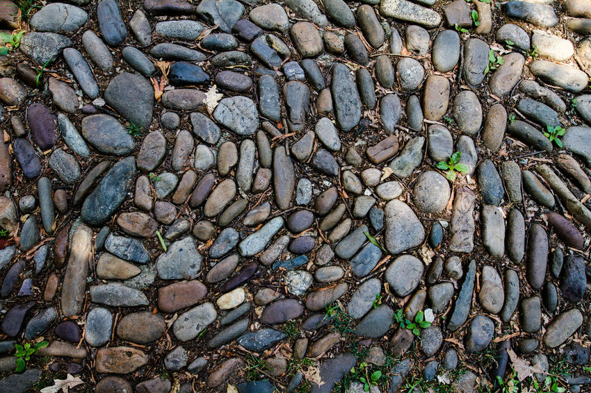 Philly Street Backgrounds Cobblestone Day Large Group Of Objects No People Outdoors Stone Stone Statue