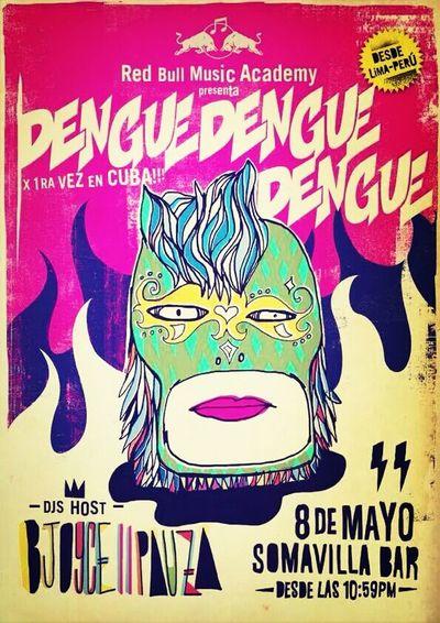 Denguedenguedengue Peru Electrocumbia Cumbia