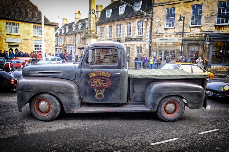105/365. Classic Car Classic Cars Ford Truck Old Ford Pickup Oundle Classic Car Sprint Old Ford Truck
