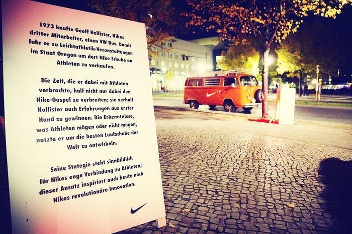 Nike 42k VW Bulli